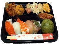 おすし弁当 1,300円